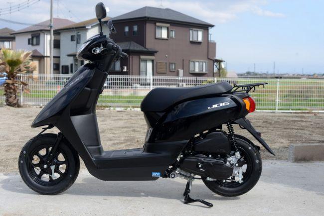 ヤマハ JOG AY01型