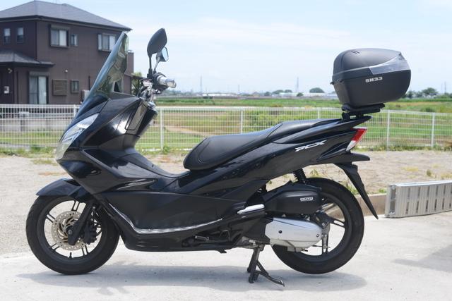 ホンダ PCXブラック 22000km JF56型