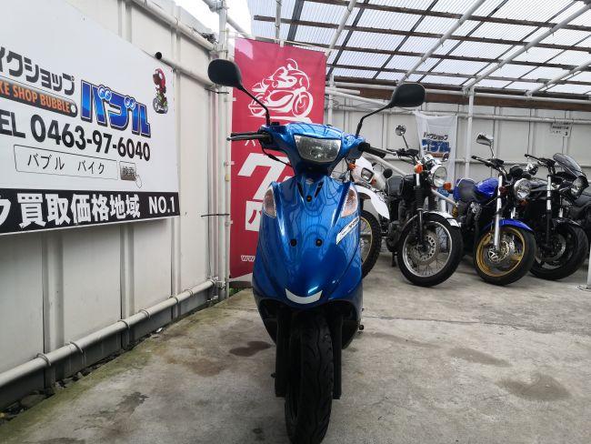 スズキ アドレスV125G