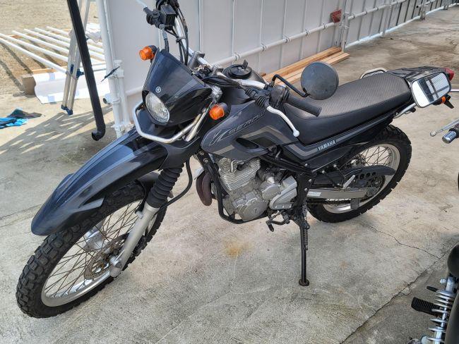 ヤマハ セロー250 DG11J