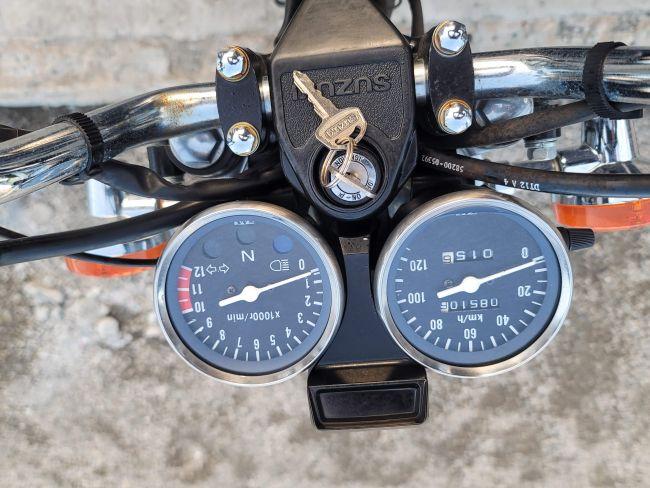 スズキ GN125H