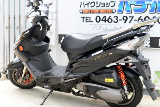 KYMCO レーシングキング180Fi藤沢市