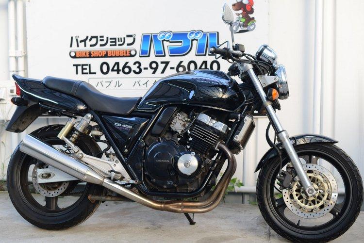 CB400 nc31 黒ノーマル 平塚市
