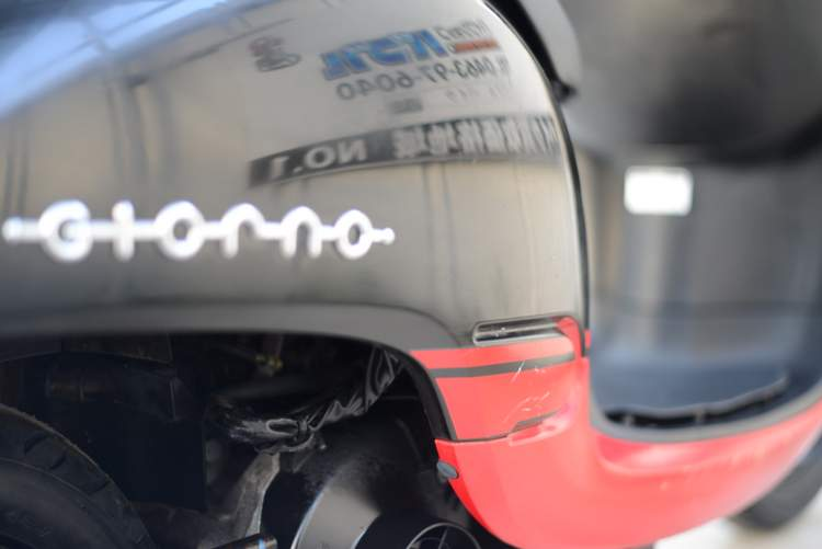 AF70 ジョルノスポルト 人気の黒低走行