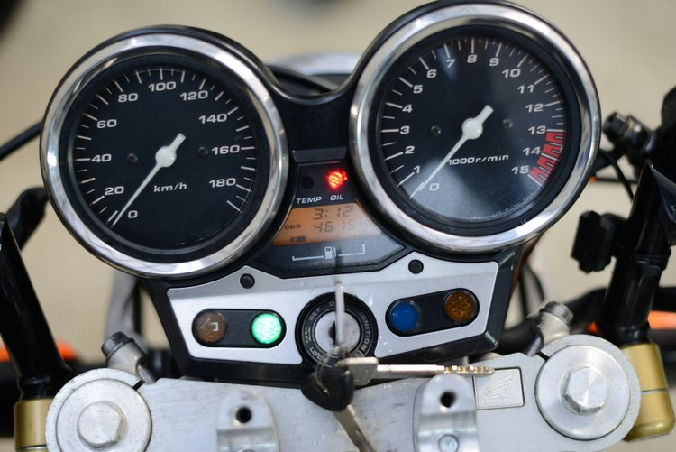 CB400SF!SPEC1 人気の黒NC39車検2年付