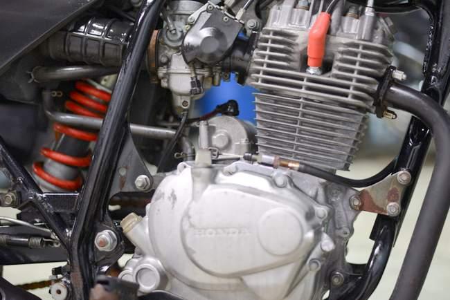 MC34 FTR223 Rキャリア付
