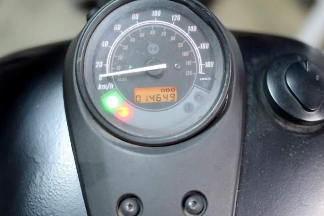 NC45シャドウ値下げ!ラッピング塗装検2年付 2009年モデル