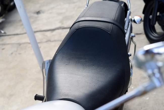 エリミネーター250V規制前38馬力 社外マフラー