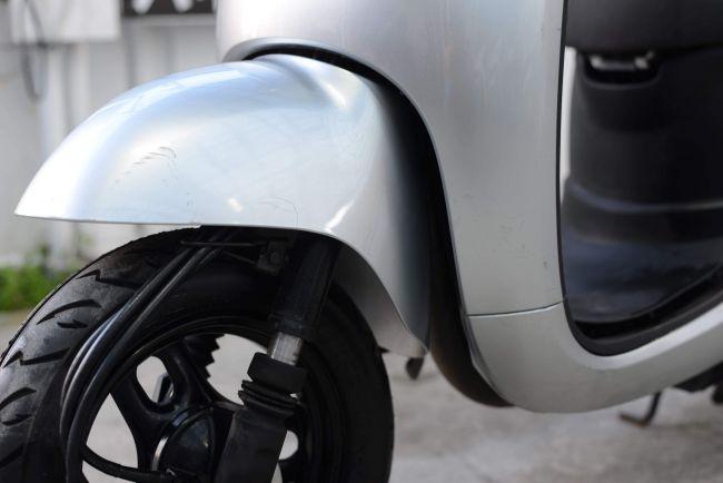 AF70 ジョルノスポルト 低走行Fタイヤ新