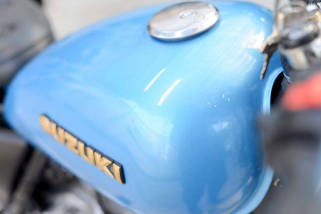 GN125 ロードホッパーカスタム
