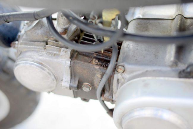 Z50J 4速MT ゴリラタンクのモンキー