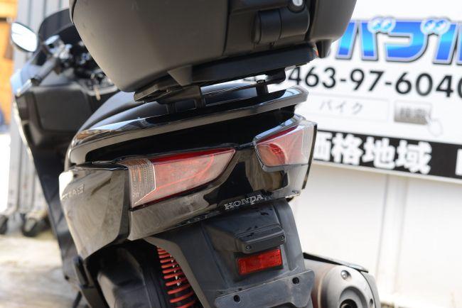 MF12 フォルツァSi 純正リアBOX付き