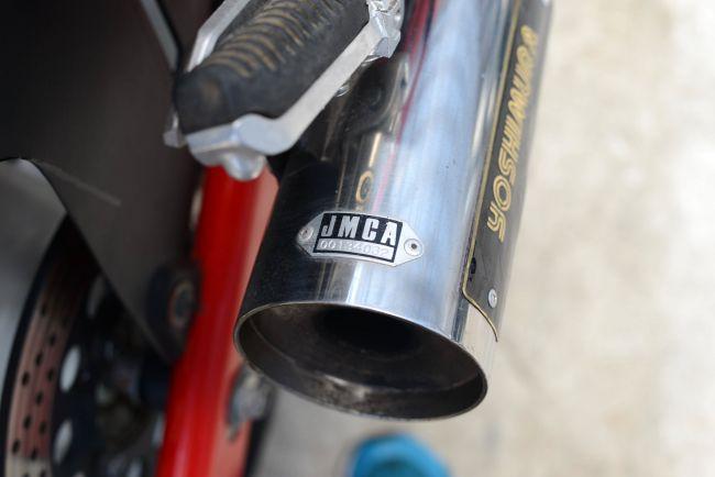 値下げ!GJ74A バンディット250ヨシムラ管 綺麗なカスタム