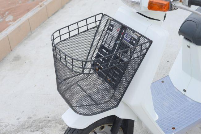 ホンダジャイロUP50ccホワイト TA01