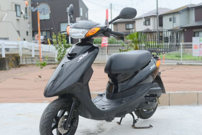 ヤマハ JOG ブラック SA39J