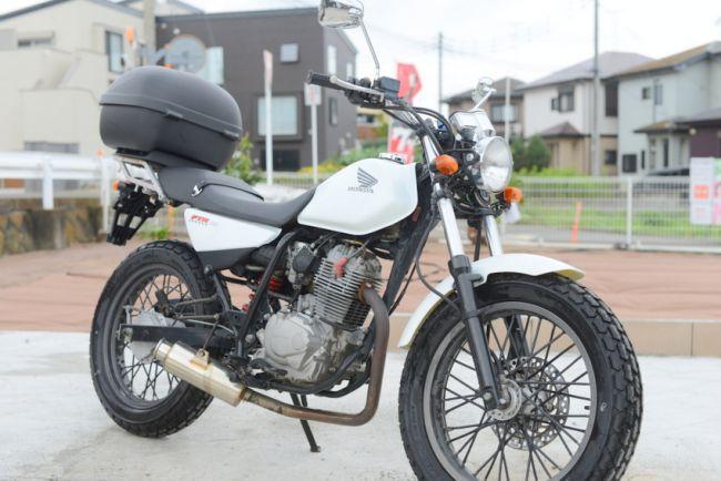ホンダ FTR223 MC34