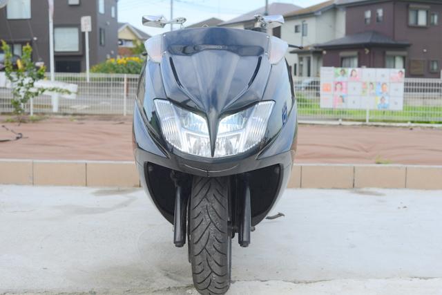 ヤマハ マグザム SG17J ブラック