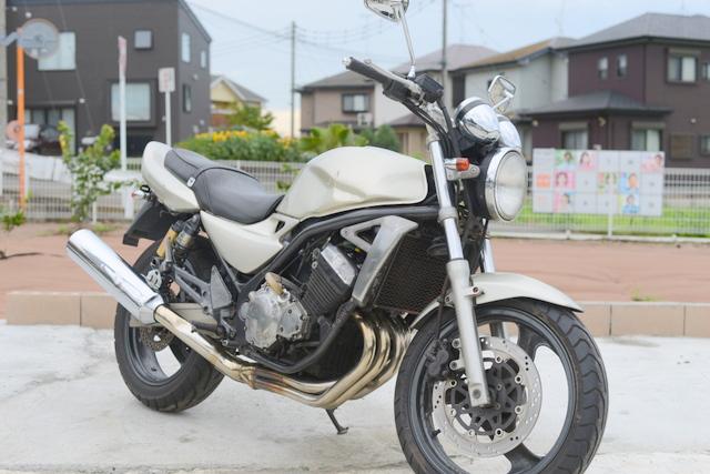 カワサキ BALIUS-Ⅱ  ZR250B シルバー