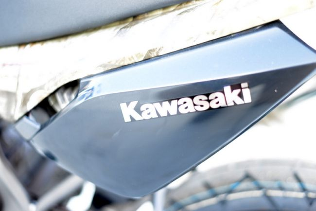 KSR110!タイカワサキ!ビームズマフラー!ファイナルエディション!