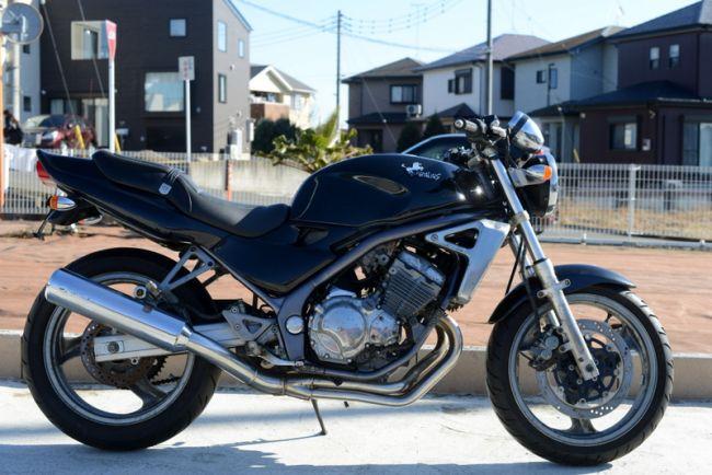 カワサキ バリオス250