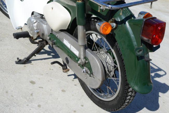 ホンダ リトルカブ50