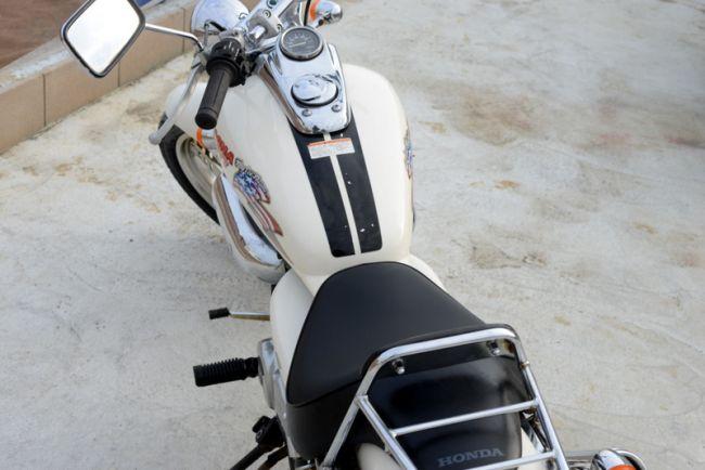 ホンダ マグナフィフティー50