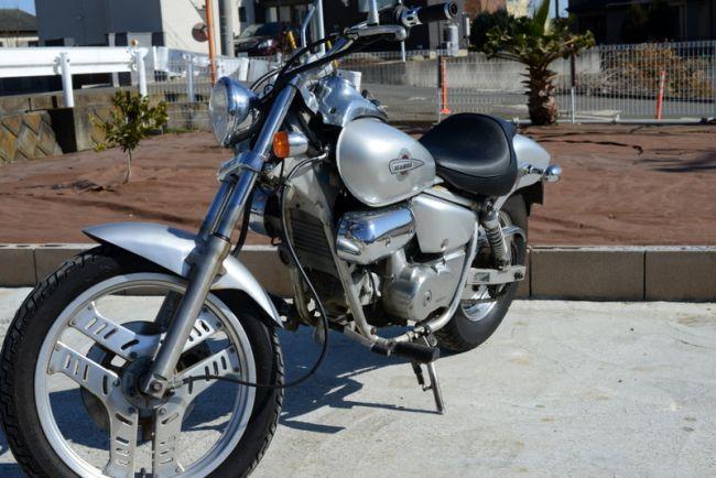 ホンダ マグナフィフティ50