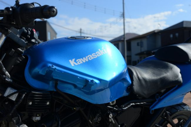 カワサキ ニンジャ250R タイ仕様