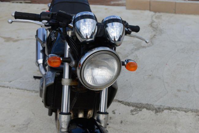 カワサキ バリオス250 在庫2台