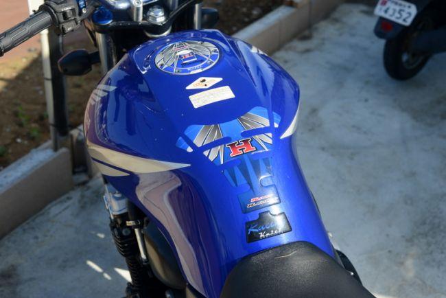 セール!CB400SF SPEC3! 低走行! ブルー!