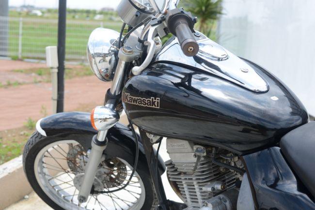カワサキ エリミネーター125
