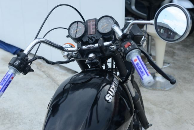 スズキ GSX250L