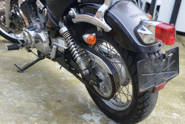 ヤマハXV250ビラーゴ