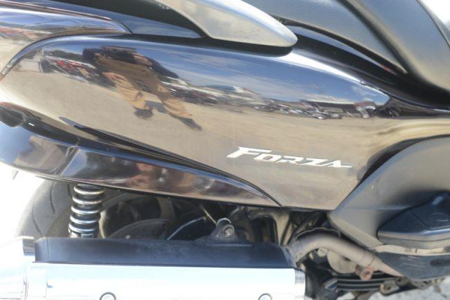 MF06フォルツァZ パープル ローダウン