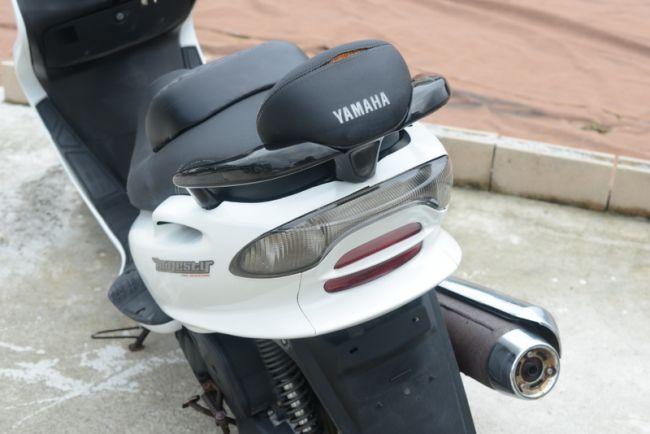 ヤマハ マジェスティ125 ホワイト 格安!