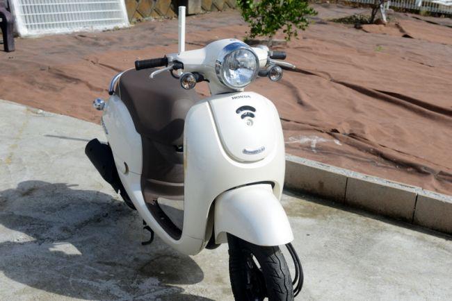 AF70 ホンダ ジョルノ ホワイト