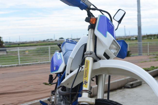スズキDR250S