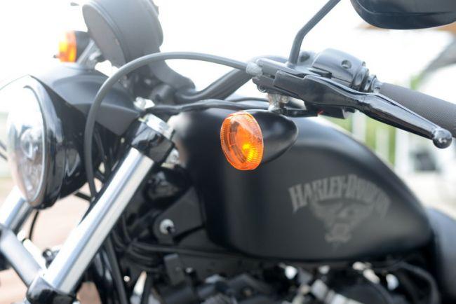 ハーレーダビッドソン XL883N アイアン  ブラック 格安!