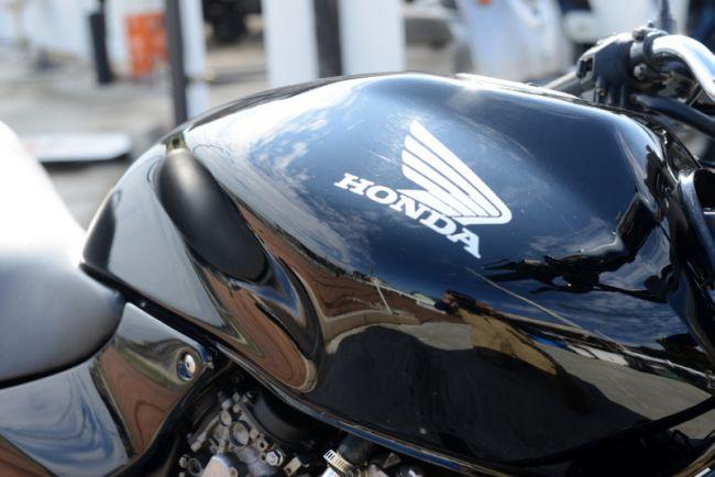 ホンダHORNET250