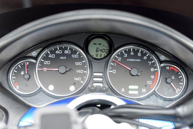 ホンダフォルツァ・Z2006年