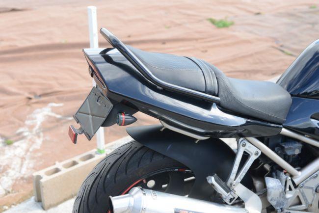 スズキ バンディット400V ヨシムラサイクロンマフラー!