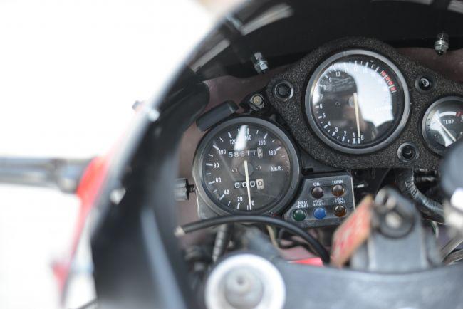 ホンダRVF400 TSRマフラー