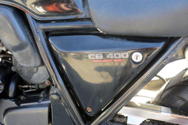 ホンダ CB400Super Four