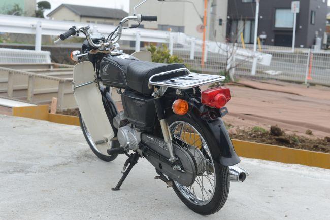 HONDA ベンリィCD50