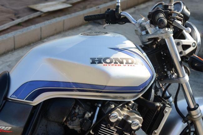 HONDA CB400Super Four