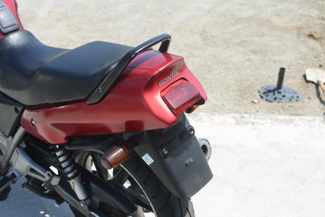 MC25 ホンダ ゼルビス レッド カーカーマフラー