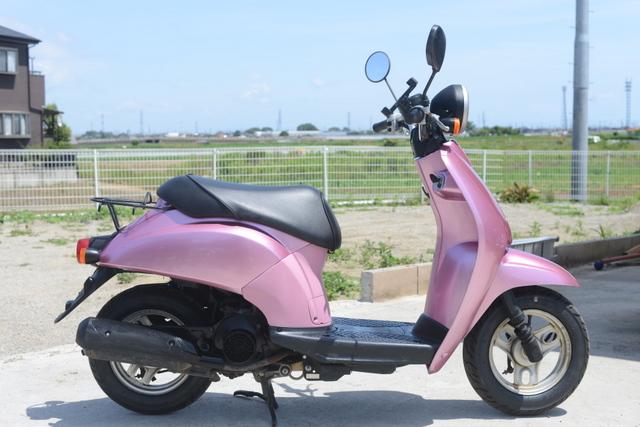 ホンダ AF61型 トゥデイ ピンク