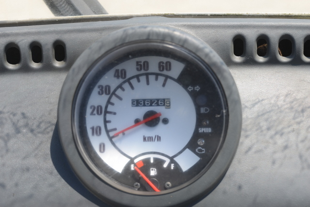 ホンダ ジャイロキャノピー TA03型 33000km