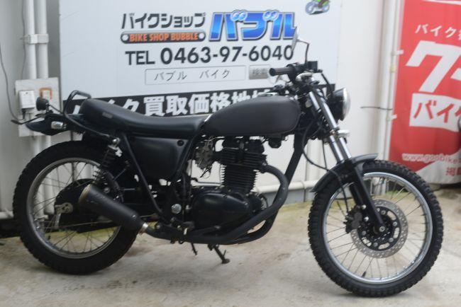 カワサキ250TR