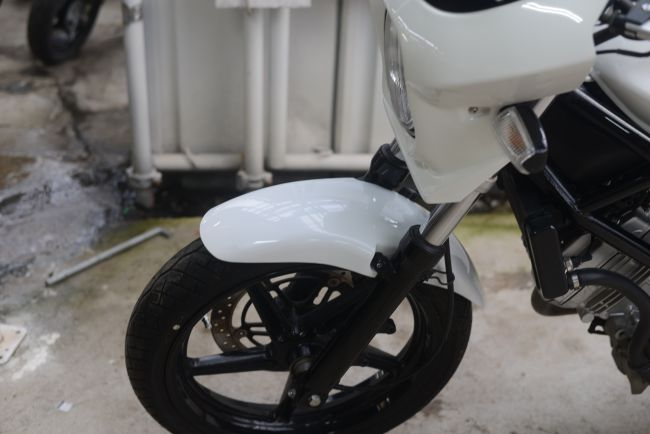 ホンダVTR250